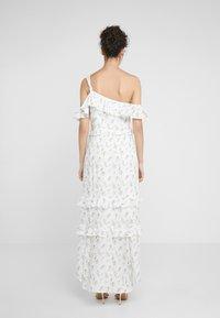 Rachel Zoe - JOANNA DRESS - Maxi dress - off-white/multi-coloured - 2