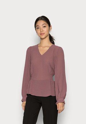 LAURELLA - Long sleeved top - rose taupe