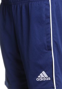 adidas Performance - CORE ELEVEN PRIMEGREEN FOOTBALL 1/4 SHORTS - Sports shorts - dark blue/white - 2
