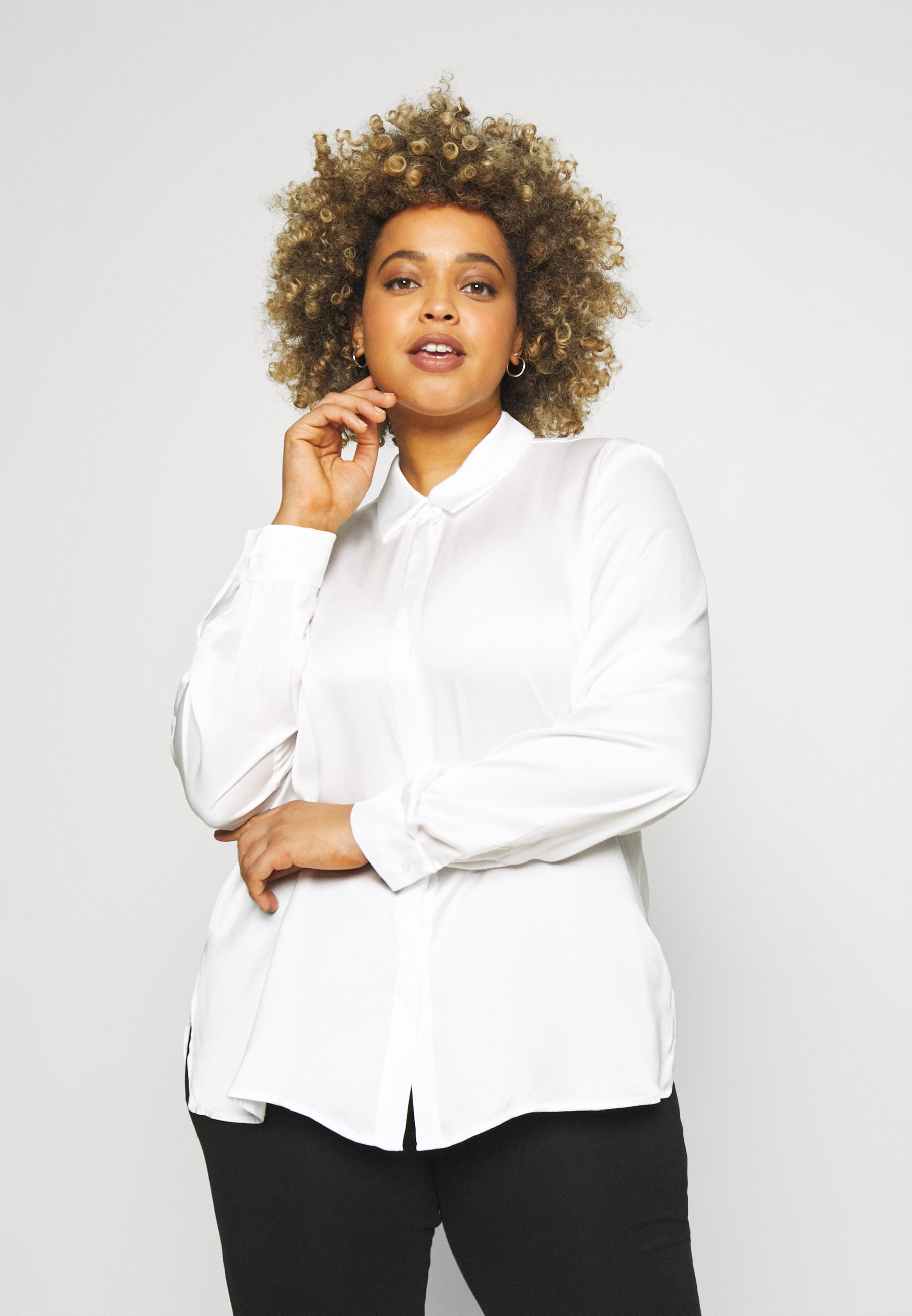 Women BARI - Button-down blouse