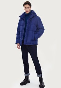 Finn Flare - Down jacket - blue - 1