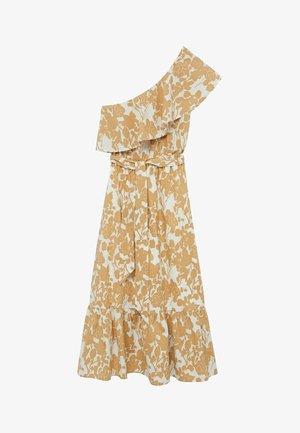 GLORIA-L - Robe de soirée - beige