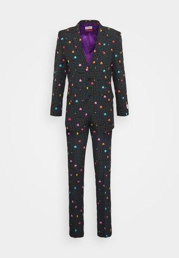 PAC MAN SET - Puku - black/multi-coloured