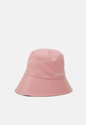 OVERSIZED BUCKET HAT - Hat - white