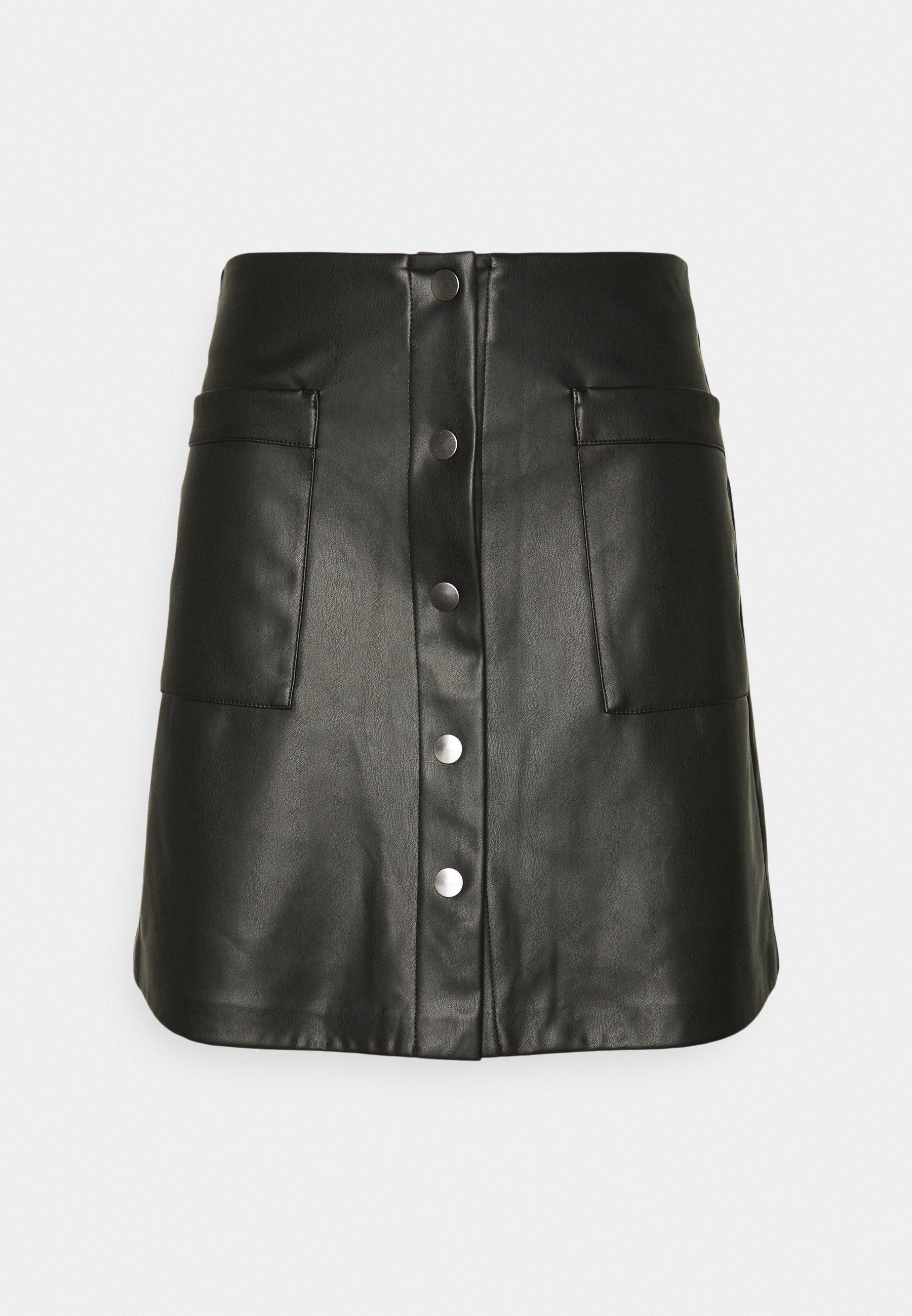 Femme ONLPOLLY DONA FAUX SKIRT - Jupe trapèze