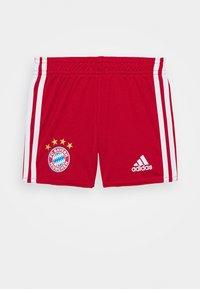 adidas Performance - FC BAYERN MUENCHEN SPORTS FOOTBALL MINIKIT SET - Club wear - fcb true red - 2