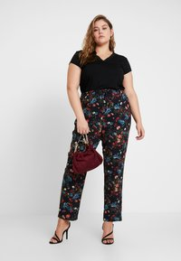 ONLY Carmakoma - Trousers - night sky - 2