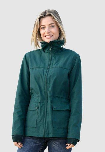 Light jacket - tannengrün