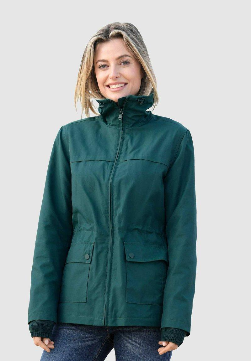 basically you - Light jacket - tannengrün