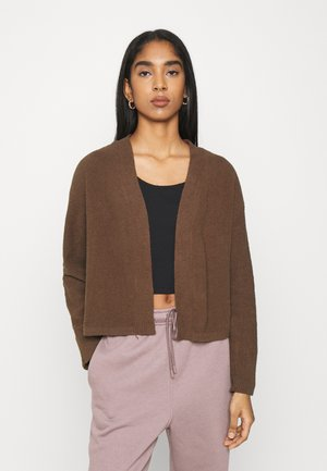 CORA - Cardigan - brown