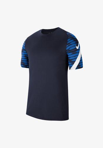 T-shirt z nadrukiem - blauweiss
