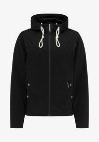 Schmuddelwedda - FUNKTIONS - Outdoor jacket - schwarz - 4
