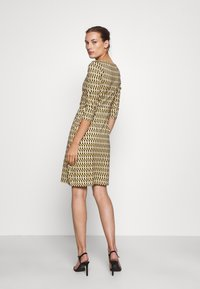 King Louie - MONA DRESS - Jersey dress - gold/yellow - 2