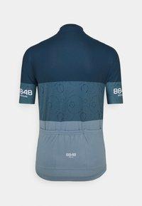 8848 Altitude - EVY BIKE  - T-Shirt print - indigo - 1