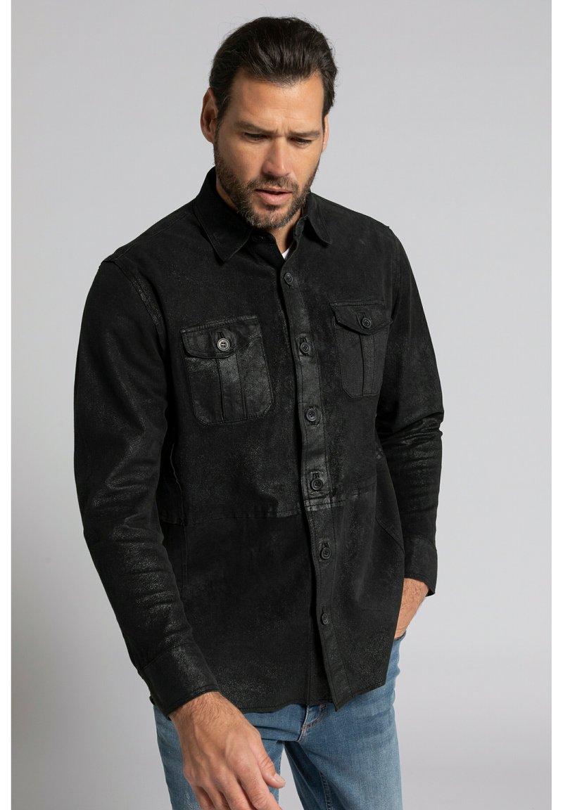JP1880 - Shirt - schwarz
