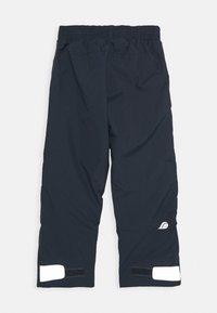 Didriksons - NOBI KIDS PANTS  - Rain trousers - navy - 1