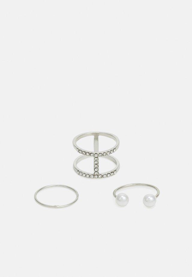 FOR EVERY FINGER 3 PACK - Sormus - silver-coloured
