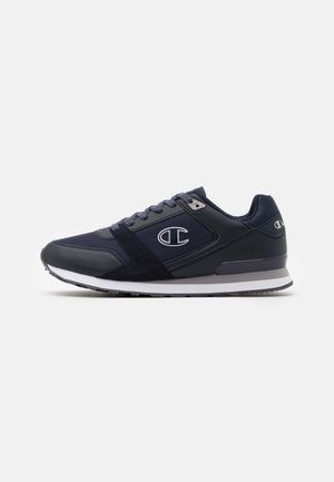 LOW CUT SHOE C.J. MIX - Zapatillas de entrenamiento - new navy