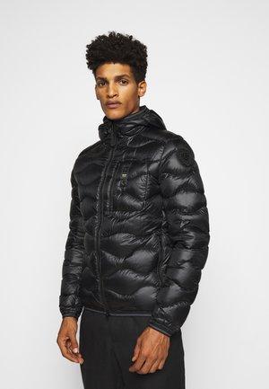 GIUBBINI CORTI IMBOTTITO - Down jacket - black