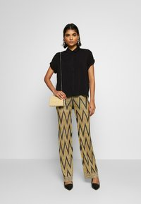 Second Female - URSA TROUSERS - Trousers - black