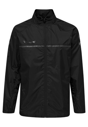 HMLAUTHENTIC PRO  - Sports jacket - anthracite