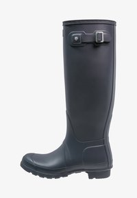 Hunter ORIGINAL - ORIGINAL TALL VEGAN - Wellies - Kalosze - navy - 1