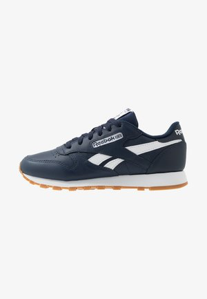 Trainers - collegiate navy/white