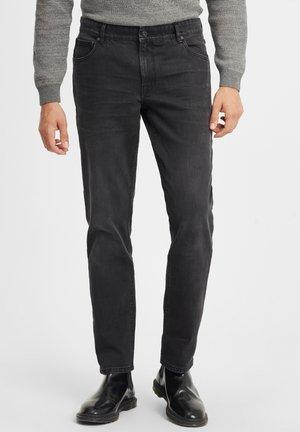 PIRKO - Straight leg jeans - grey denim