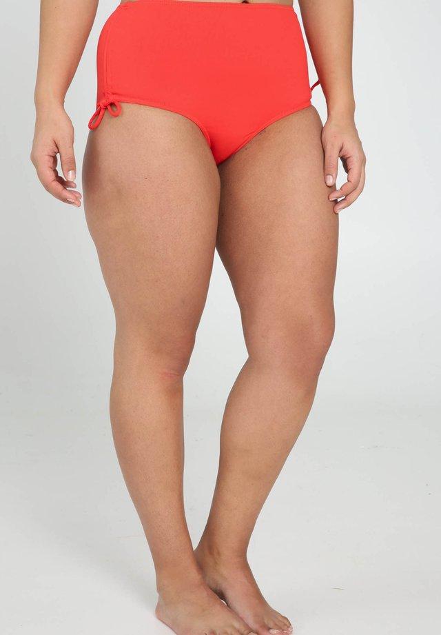 Braguita de bikini - red