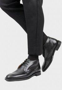 Son Castellanisimos - Zapatos con cordones - noir - 0