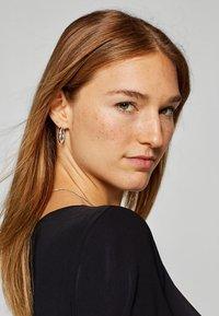 Esprit - CREOLEN  - Boucles d'oreilles - silver-coloured - 0
