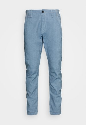 VETAR SLIM - Chinos - dark indigo/rinsed