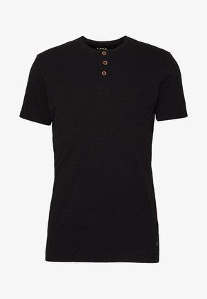 BRIAN - Camiseta estampada - black