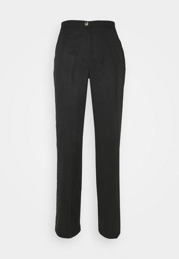 ANICE - Trousers - black