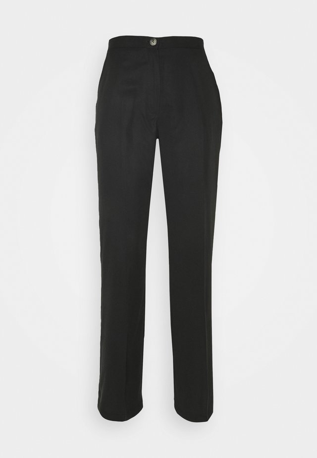 ANICE - Trousers - black