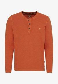 camel active - Long sleeved top - orange - 5
