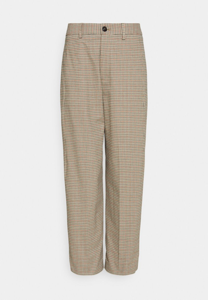 CLOSED - LUDWIG - Trousers - strong coral
