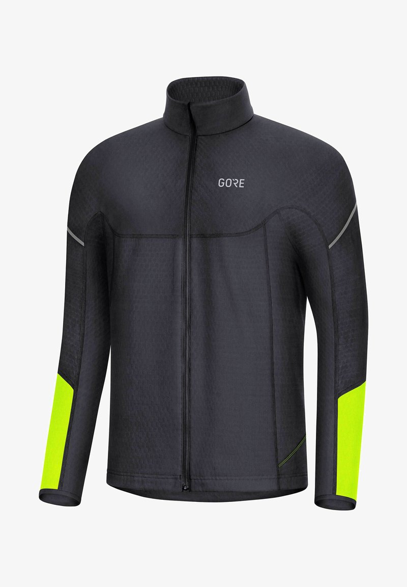 Gore Wear - Long sleeved top - schwarz gelb