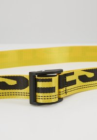 Diesel - MASER BELT - Belt - lemon - 4
