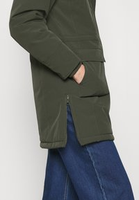 ONLY - ONLNEWSALLY LONG COAT - Winter coat - forest night - 5