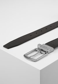 Michael Kors - BUCKLE BELT - Cintura - black/grey - 3