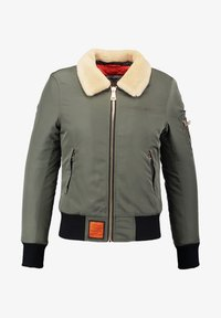 BARCELONE - Winter jacket - khaki