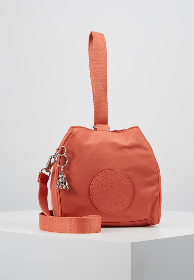 IMMIN - Borsa a tracolla - soft orange