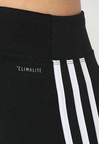 adidas Performance - RUN  - Leggings - black/white - 6