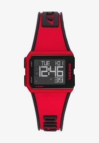 Diesel - Digital watch - red - 0