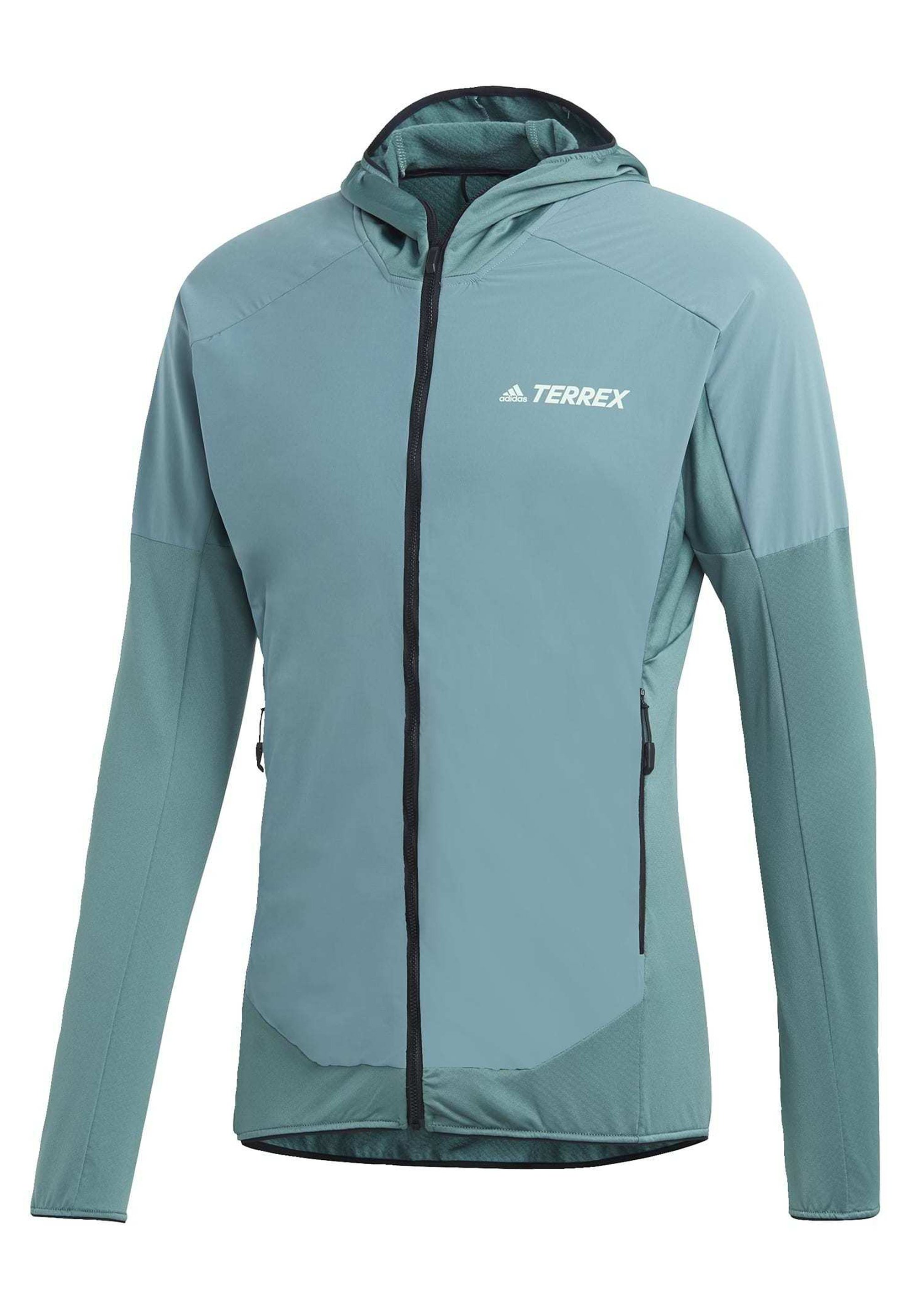adidas TERREX Stockhorn Fleece Jacket Herren tech ink | campz.at