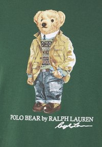 Polo Ralph Lauren - T-shirts med print - washed forest - 6