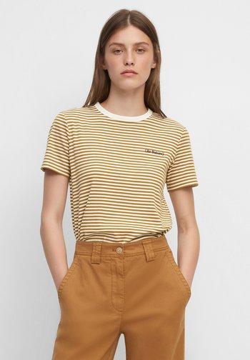 Print T-shirt - combo jersey