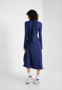 MAX&Co. - DRENARE - Sukienka dzianinowa - blue - 2