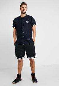 Mitchell & Ness - BASEBALL  - T-Shirt print - navy - 1